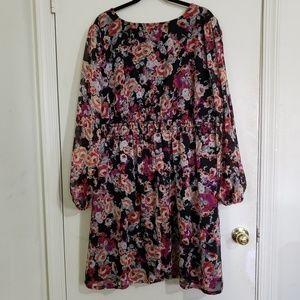 torrid Dresses - Torrid Floral Dress (Size 3)